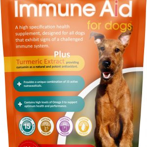 Canine - Immune Aid 500gm Pouch