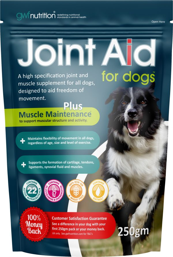 Canine - Joint Aid 250gm Pouch