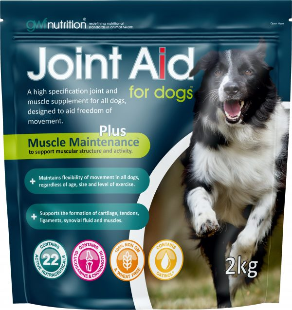 Canine - Joint Aid 2kg Pouch